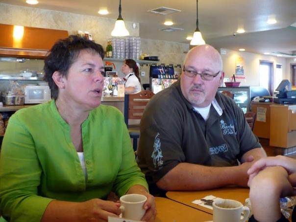 Albert en Trudie in 2007
